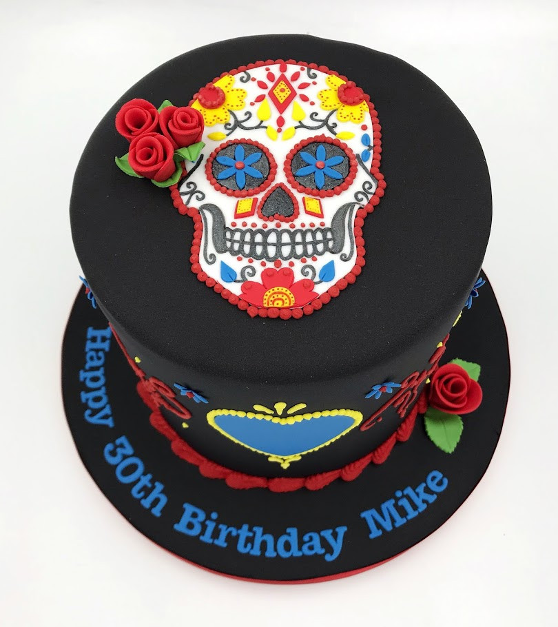 Candy Skull 30th