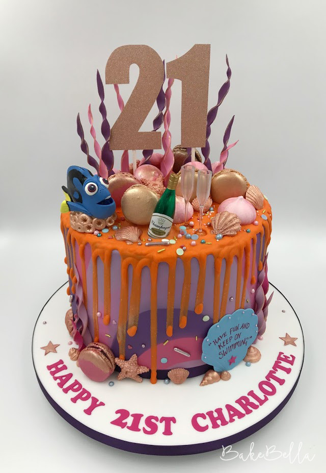 Favourite Things 21st Birthday