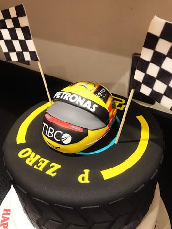 Formula 1 Lewis Hamilton Helmet