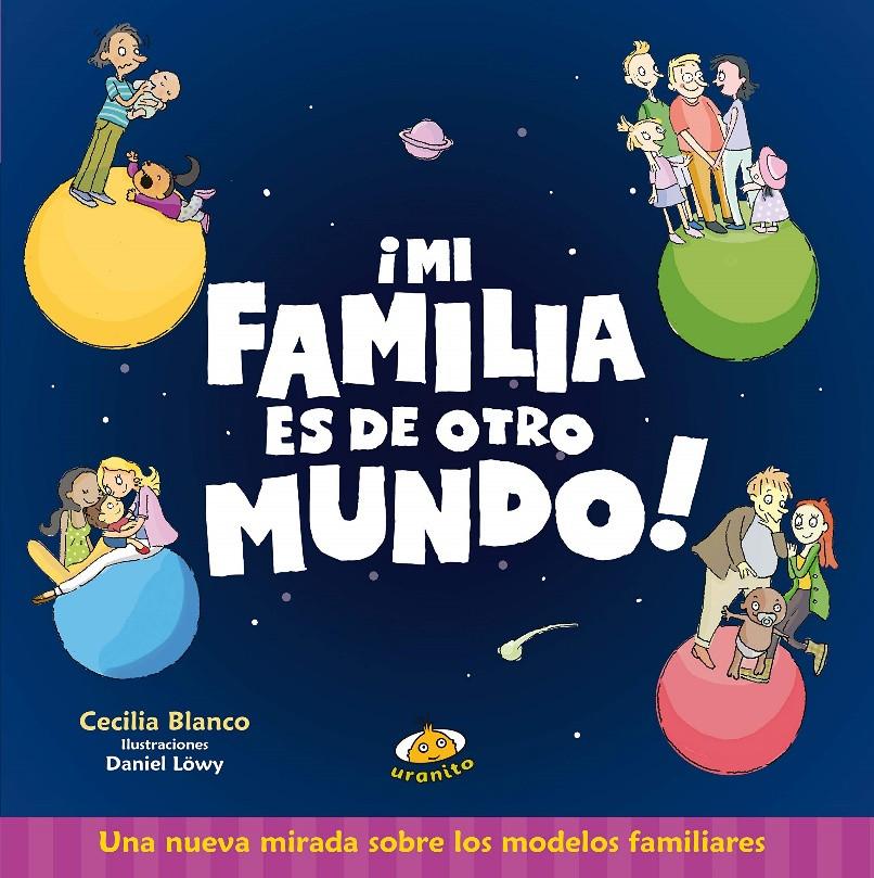Este libro habla de la diversidad, con humor y ternura característica de la infancia y cuenta la historia de diferentes niños y sus familias enlazadas por el amor.