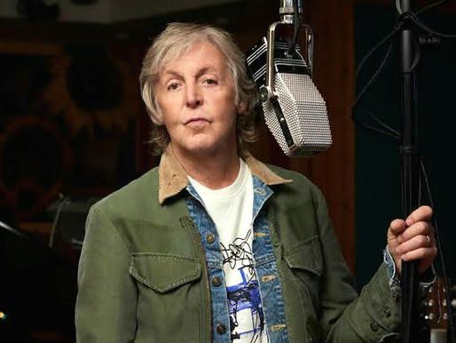 Beatles Efsanesi Paul McCartney'nin Hayat Hikayesi Kitap Oluyor!