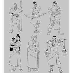 ayai_warriors_villagers