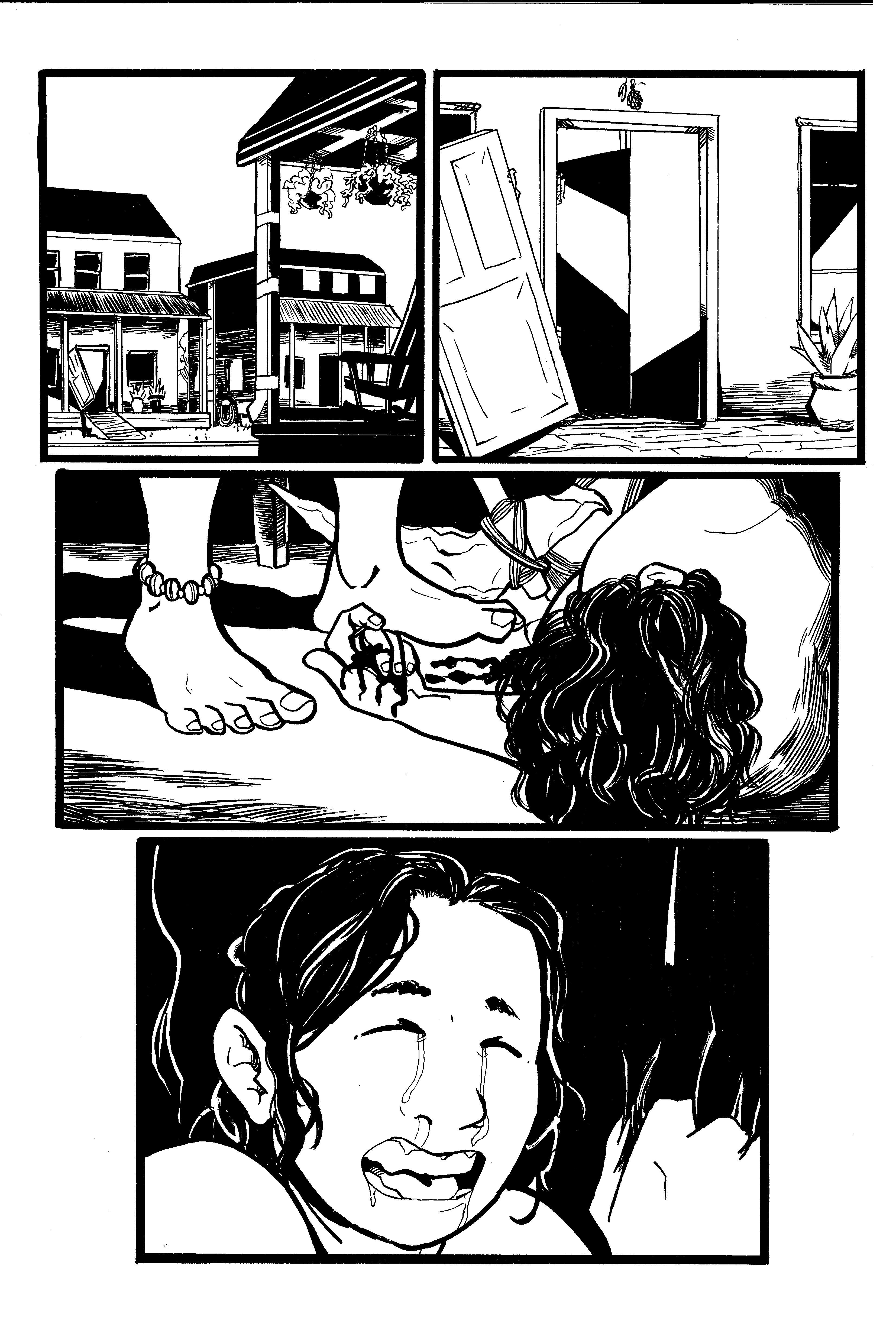 Bloodstone Page 1