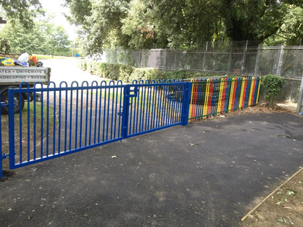 Tango Rail Gates