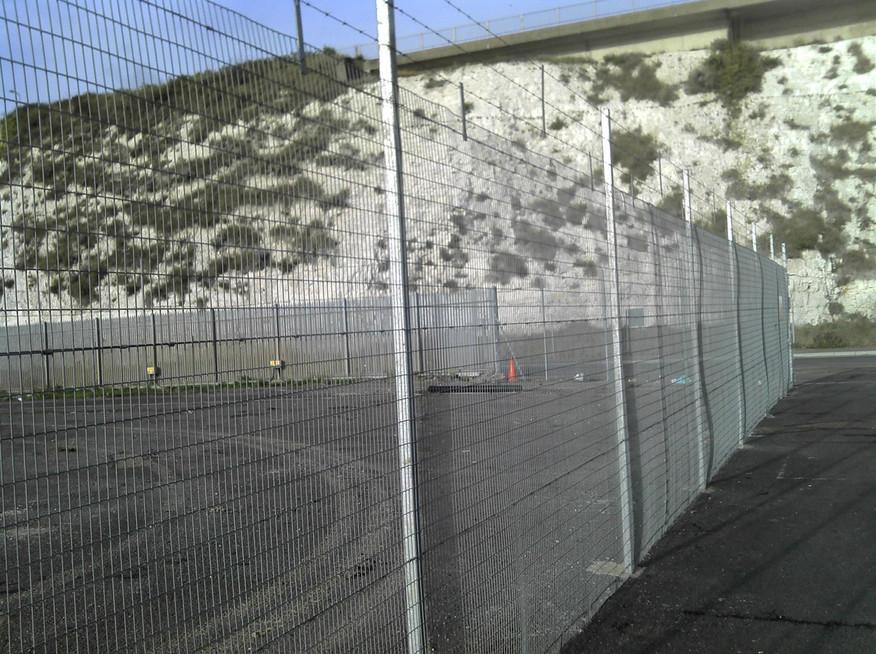 Hign Sec Mesh Fencing