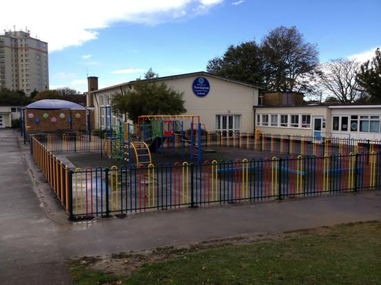 Railings Playground