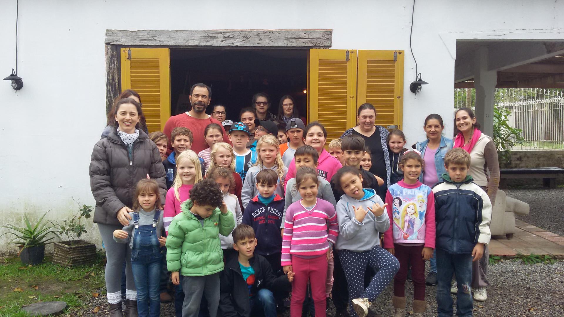 04_Visita_da_Escola_Erasmo_Braga,_Colôn