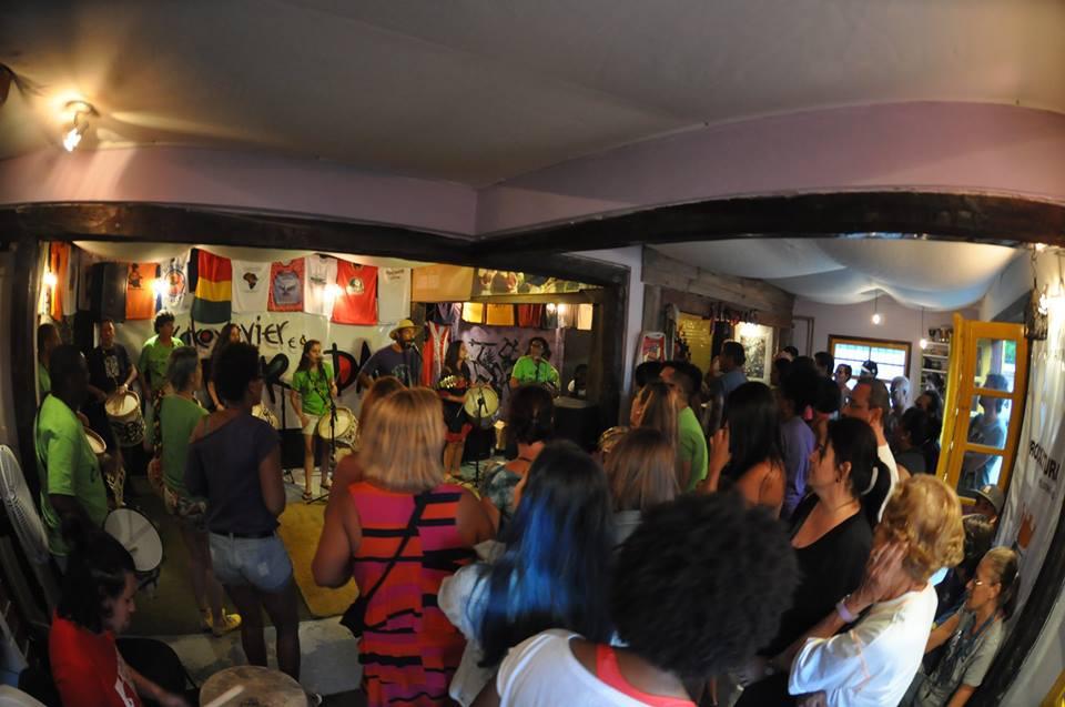 02 Festa da Tamborada na Casa do Tambor.