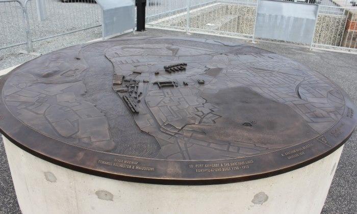 Chatham navigation marker