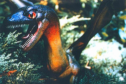 raptor dragon sculpture
