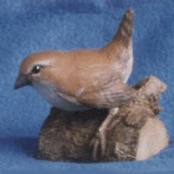 wren sculpture