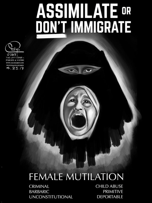 Assimilate or Don't Immigrate