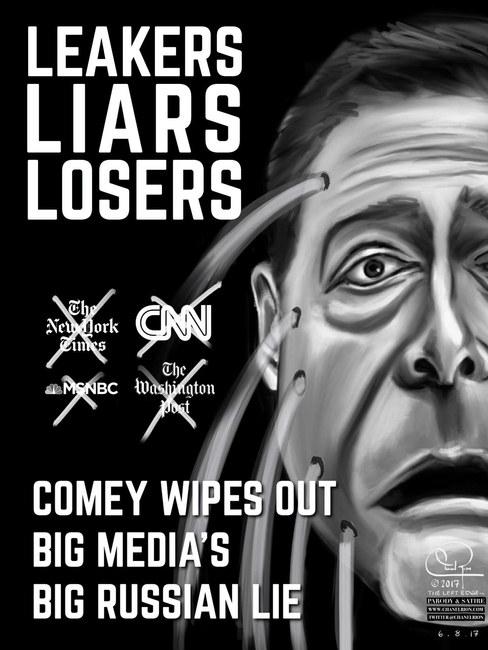 Leakers, Liars, Losers