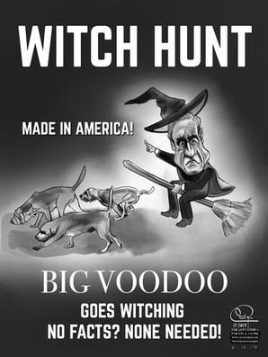 Witch Hunt Mueller