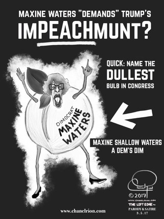 Maxine Waters Demands Impeachmunt