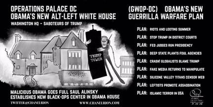 Obama's Alt-Left White House (GWOP-DC)