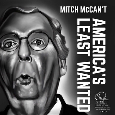 Mitch McCan't: America's Least Wanted
