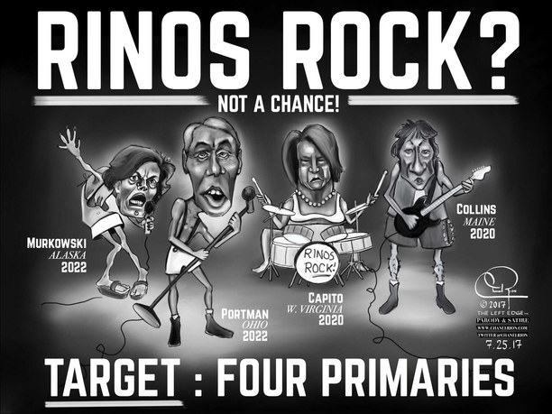 RINOS ROCK? Not a Chance