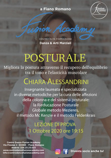 POSTURALE @ Fusion Academy