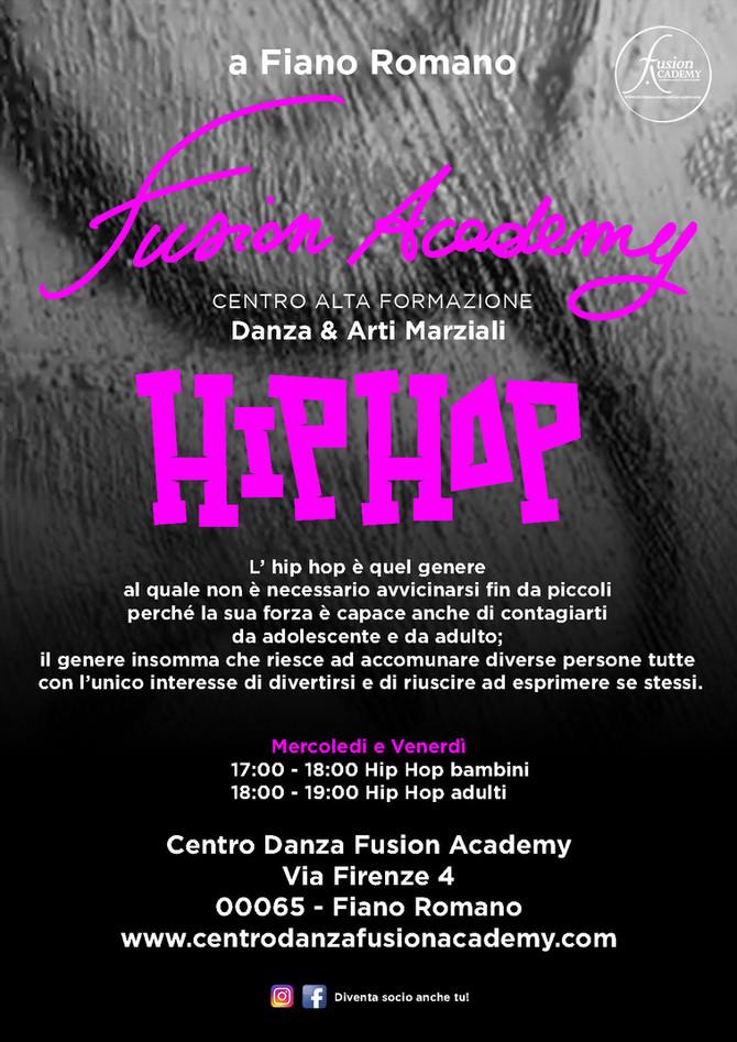 Hip Hop @Fusion Academy