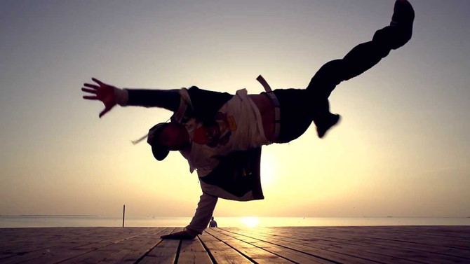 Lezione di prova gratuita di Breakdance