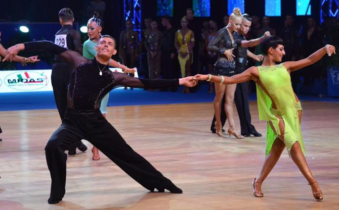 I balli Latino Americani alla Fusion Academy