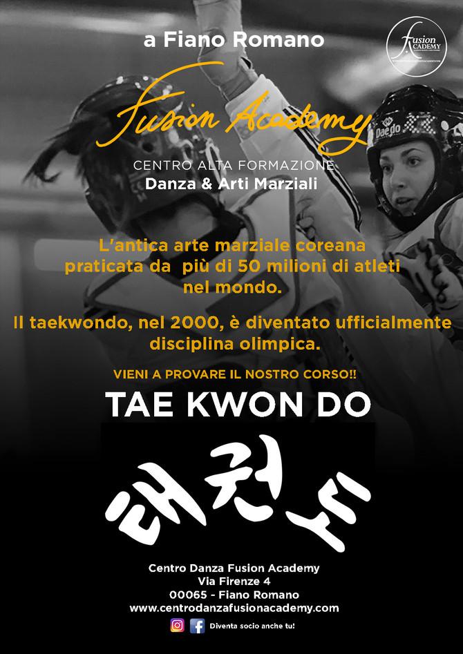 TAE KWON DO - La disciplina marziale olimpica