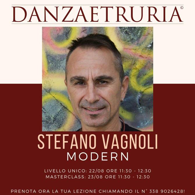 Stefano Vagnoli @Danza Etruria 2020