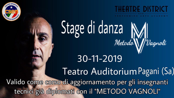 Metodo Vagnoli @ Theatre District