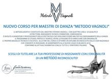 Metodo Vagnoli: presto le date delle classi 2021-2022
