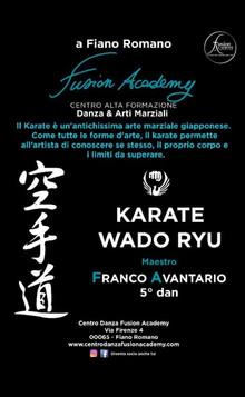 Nuovo corso di Karate Wado Ryu