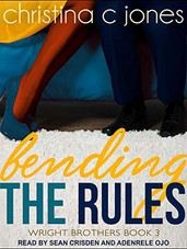 Bending The Rules (The Wright Brothers Book 3)