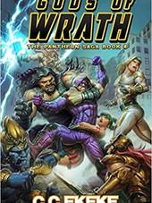 Pantheon Saga -Gods of Wrath (Book 4)