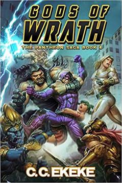 Pantheon Saga -Gods of Wrath