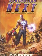 Pantheon Saga - Generation Next (Book 3)