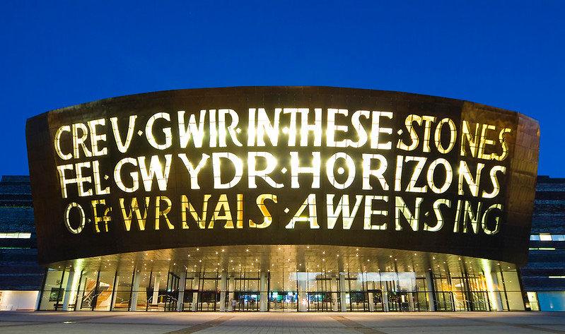 Wales Millennium Centre (c) Visit Cardif