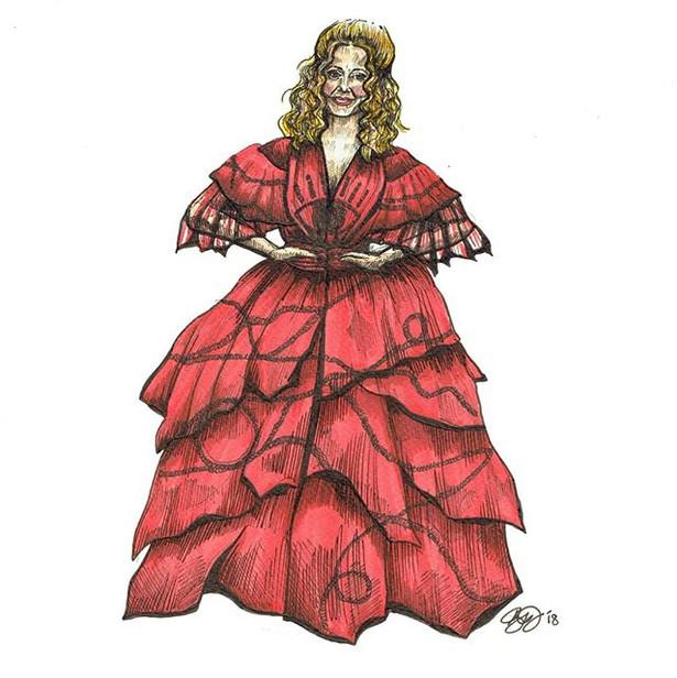 Costume 2 (Beaty) - Peeling