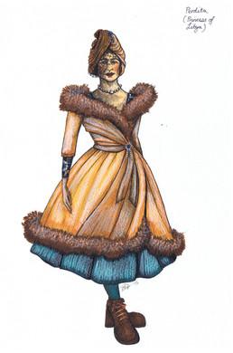 Perdita (Princess of Libya) - The Winter's Tale