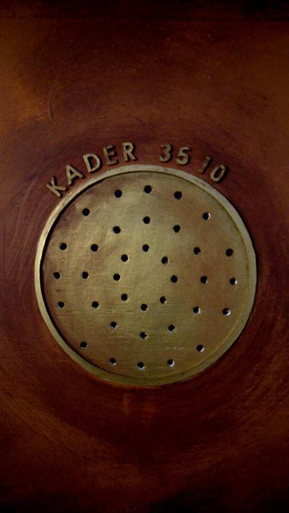 KADER 35 10 - Imprinting I (detail)