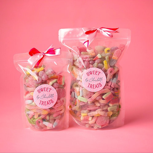 ALL THAT FIZZ- Sweetie Pouch