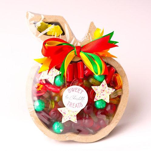 Thank you Teacher Apple Sweet Box