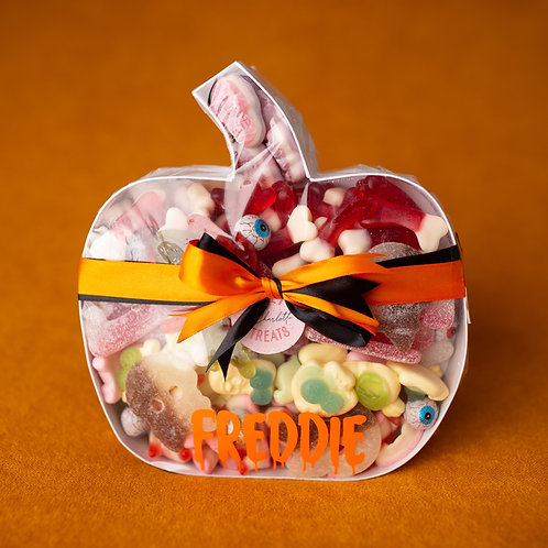 Halloween Shaped Pumpkin Box