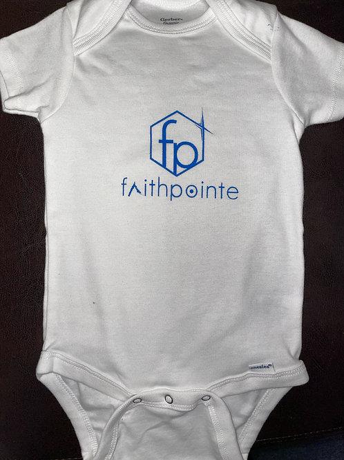 FaithPointe Baby Onesie