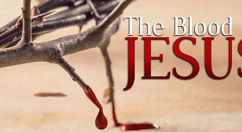 """The Blood of Jesus"" CD"