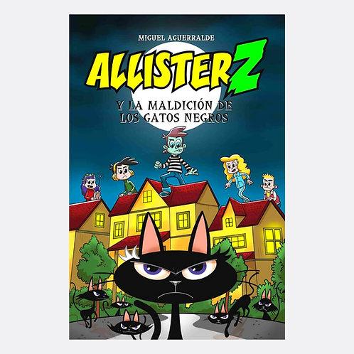 Allister Z y la Maldición de los Gatos Negros
