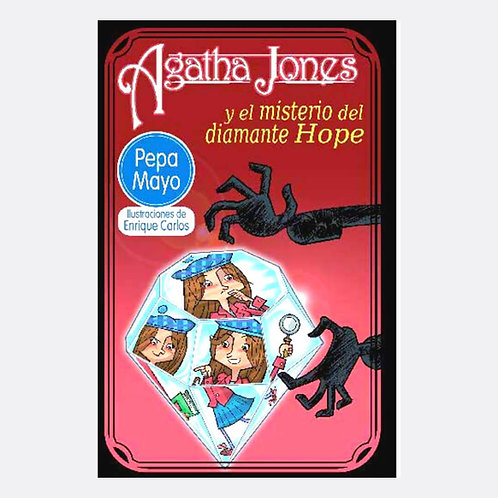 Agatha Jones y el Misterio del Diamante Hope