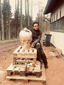 Skull, roh