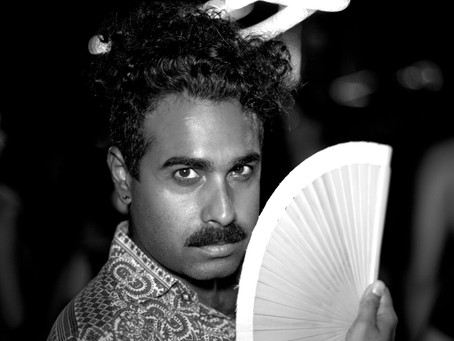 Queering Desi: Season 3, Episode 3: Queering Nightlife with Kareem Khubchandani