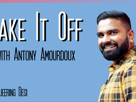 Season 2, Episode 2: Bake It Off with Antony Amourdoux