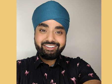 Queering Desi: Season 3, Episode 4: Bake It or Leave It with Rav Bansal